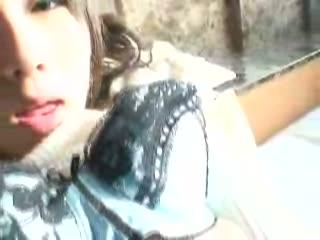【藤四郎】大きい乳りん乳首がイヤらしい可愛いお女中さんとハメ撮りだYO。-
