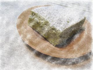 抹茶ガトーショコラ(試作品)